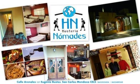 Hosteria Nomades