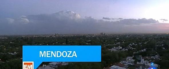 Mendoza capta la audiencia de la Televisión española