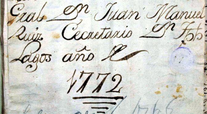 Después de 242 años, San Carlos recuperará el acta de su fundación