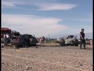 Tres muertos en accidentes de tránsito en Tupungato