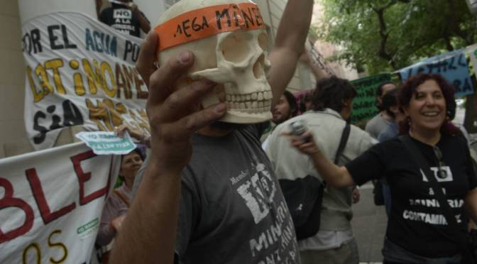 Diputados rechazó y archivó el proyecto minero Hierro Indio