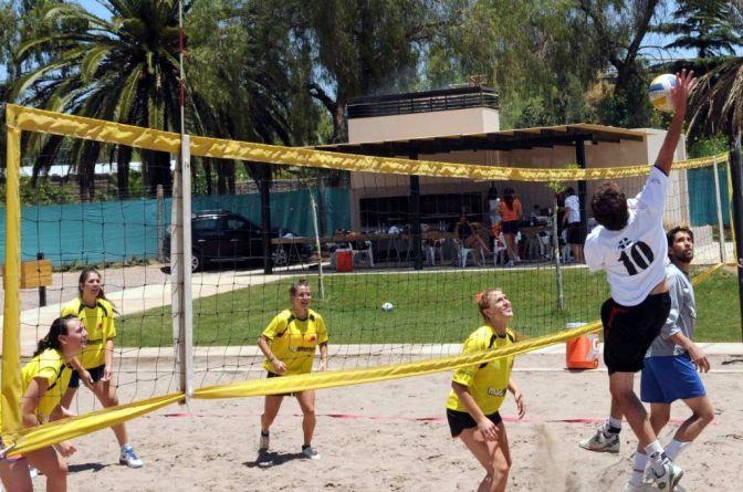 Beach volley: arranca la 8va fecha en Tunuyán