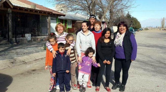 Las Acequias: barrio de 30 años, alejado del centro de Tupungato