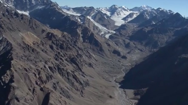 Discovery Channel grabará en escenarios naturales del Valle de Uco