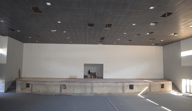 Tunuyán a punto de inaugurar su Auditorio Municipal