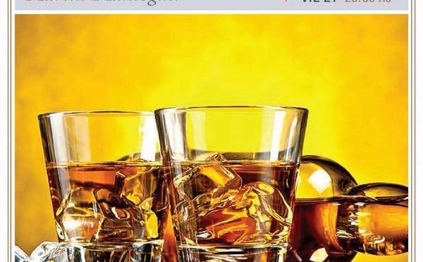 Cata de Whisky en TastingVDU