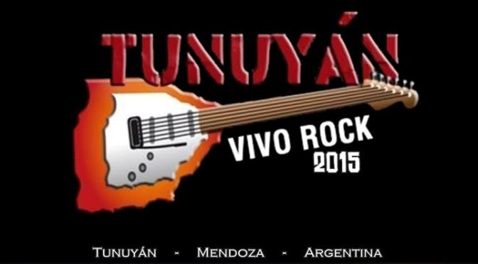 Tunuyan vivo rock: Domingo 4 de Octubre