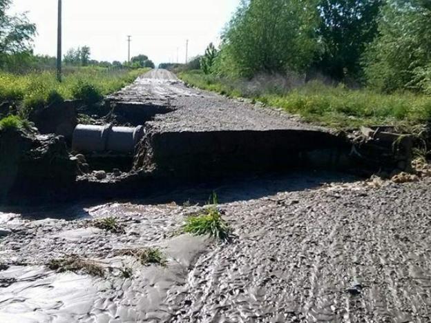 En el Valle de Uco se necesitan obras con urgencia para evitar desbordes por lluvias