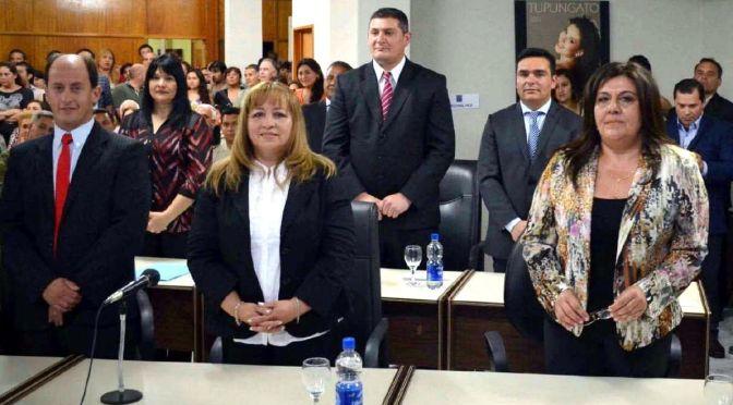 Las mujeres son ahora mayoría en el nuevo Concejo de Tupungato