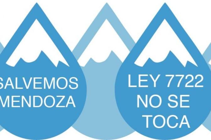 Mendoza: asambleas llaman a defender la ley 7722