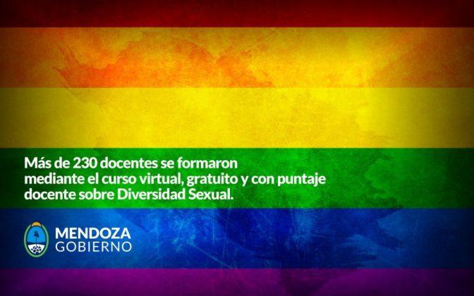 El Gobierno de Mendoza ofrece un abordaje integral en diversidad sexual